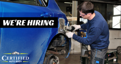 Now Hiring Technician